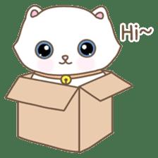 Cats in Box sticker #844719