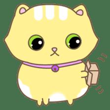 Cats in Box sticker #844728