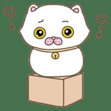 Cats in Box sticker #844736