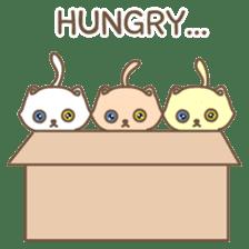Cats in Box sticker #844737