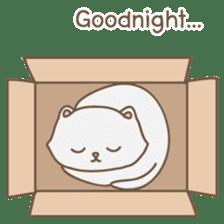 Cats in Box sticker #844754