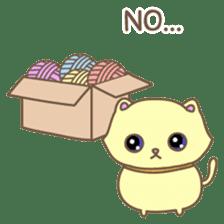 Cats in Box sticker #844756