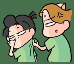 Stupid Cartoon sticker #845100
