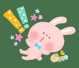 Bear Cub with friends sticker #845409