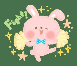 Bear Cub with friends sticker #845412