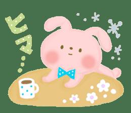Bear Cub with friends sticker #845421
