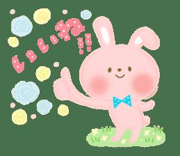 Bear Cub with friends sticker #845426