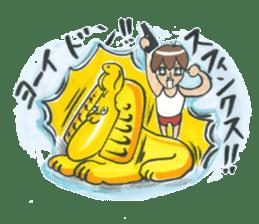 nagareboshi  Japanese famous Comedians sticker #845964