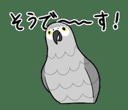 bird is kawaii sticker #848441