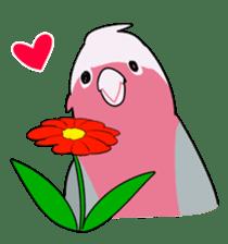 bird is kawaii sticker #848445