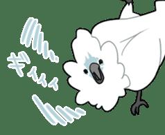 bird is kawaii sticker #848460