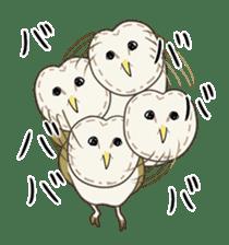 bird is kawaii sticker #848465