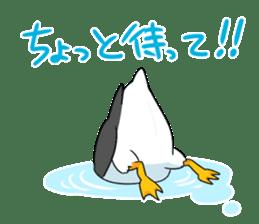 bird is kawaii sticker #848470