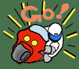 Motorbike lover ! sticker #848566