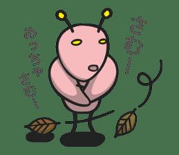 Tsukkomi Alien vol.2 sticker #852073