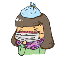 SISTERS' EVERYDAY sticker #852518