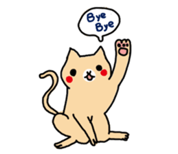 Bunny&Kitty sticker #853079