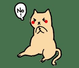 Bunny&Kitty sticker #853081