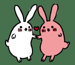 Bunny&Kitty sticker #853090