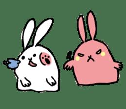 Bunny&Kitty sticker #853092