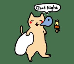 Bunny&Kitty sticker #853106