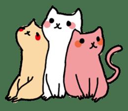 Bunny&Kitty sticker #853117