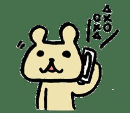 Bear! Bear! Bear! sticker #853222