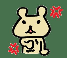 Bear! Bear! Bear! sticker #853224
