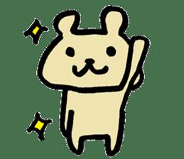 Bear! Bear! Bear! sticker #853225