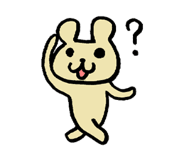 Bear! Bear! Bear! sticker #853228