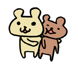 Bear! Bear! Bear! sticker #853230