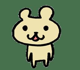 Bear! Bear! Bear! sticker #853232