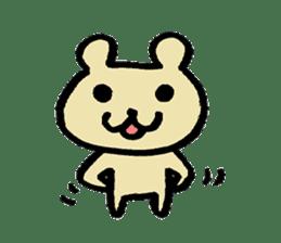 Bear! Bear! Bear! sticker #853233