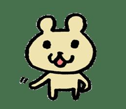 Bear! Bear! Bear! sticker #853234