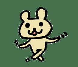 Bear! Bear! Bear! sticker #853236