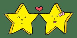 Funny Star sticker #853520