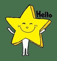 Funny Star sticker #853524