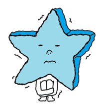 Funny Star sticker #853536