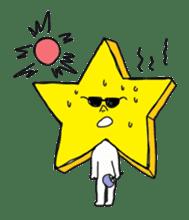Funny Star sticker #853539