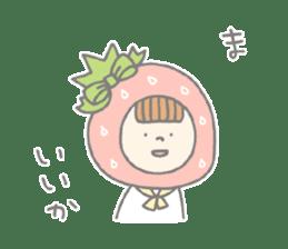 Himeichigo-chan 2 sticker #853842