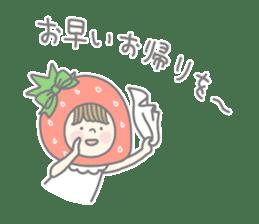 Himeichigo-chan 2 sticker #853843