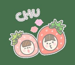Himeichigo-chan 2 sticker #853868