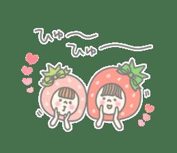 Himeichigo-chan 2 sticker #853869