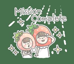 Himeichigo-chan 2 sticker #853874