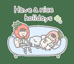 Himeichigo-chan 2 sticker #853875
