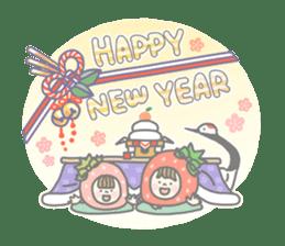 Himeichigo-chan 2 sticker #853878