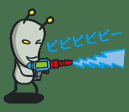 Tsukkomi Alien vol.1 sticker #854383