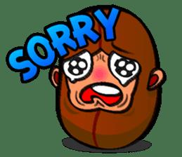 B Boy (Bean Boy) sticker #854563