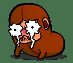 B Boy (Bean Boy) sticker #854567