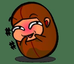 B Boy (Bean Boy) sticker #854584
